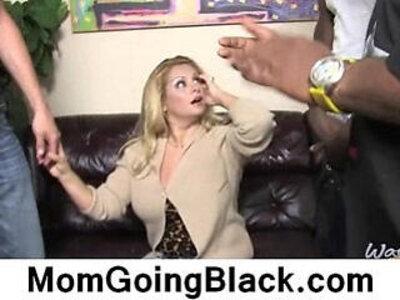 Watching My Mom Go Black Friday | -black-mom-watching-