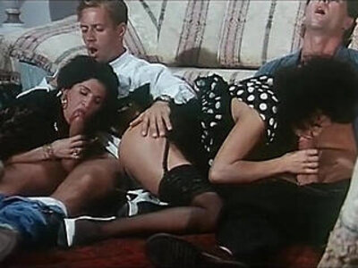Italian vintage porn hot foursome with Rocco Siffredi | -4some-italian-vintage-