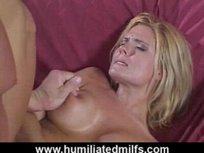 Milfs screams from her first ever anal | -anal-first time-mature-milf-screaming-
