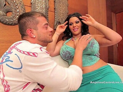 Big titted angelina castro fucks a tourist | -huge ass-titjob-
