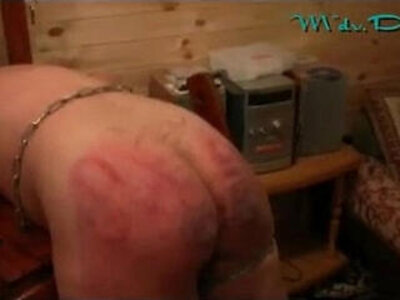 A Good BDSM Spanking from Russia with big butt Love | -bdsm-big ass-love-russian-spanking-