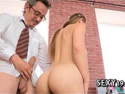 The lure of an old teacher | -older-russian-teacher-