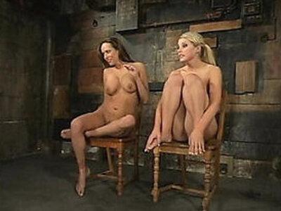 Lacie Heart and Sasha Sparks BDSM | -bdsm-humiliation-