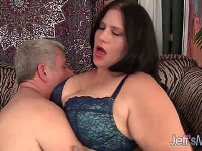 Beautiful BBW Becky Butterfly loves riding fat dicks | -bbw-beautiful-cum in mouth-dick-fat-love-