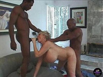 Kayla Kleevage, Billy and Silvio in Fuck My Big Milk Cow Tits | -milk-students-tits-