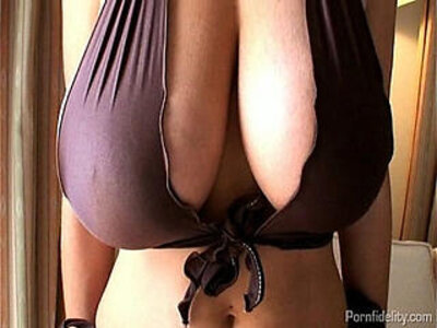 Busty gorgeous wife having hot sex on her vacation | -busty-gorgeous-huge tits-love-old man-