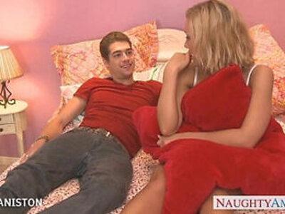 Nasty blondie nicole aniston gives oral sex | -blonde-nasty-oral-
