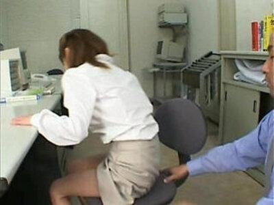 Asian Slut   -asian-cumshots-facials-office-sluts-