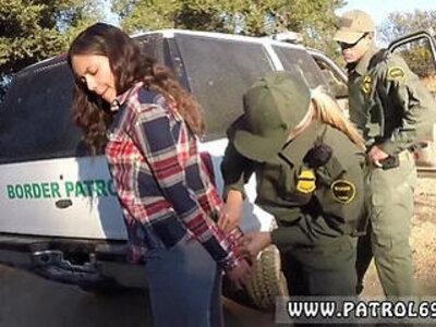Pawn shop police woman xxx Amateur Threesome for Border Slut | -3some-amateur-officer-shop-sluts-woman-