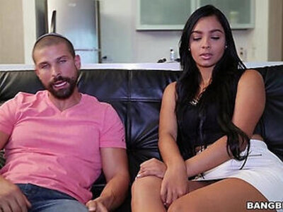 Big Ass Colombian Valery Santos Films Her First Porno | -big ass-colombian-first time-