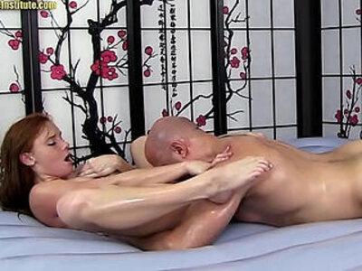 Alex Tanner Gives Sensual Erotic Massage Sex and BJ! | -erotica-massage-sensual-