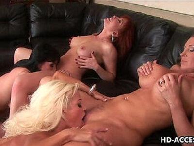 Extreme four way lesbian fun | -extreme-fun-lesbian-pornstar-