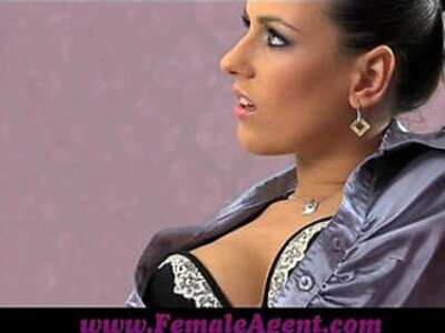 FemaleAgent New MILF agent likes it hard fast | -agent-female-milf-