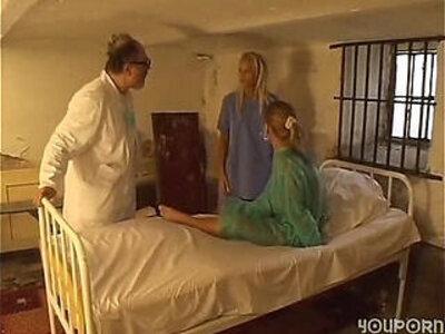 Her Nurse Makes Her Feel Better | -naughty-nurse-
