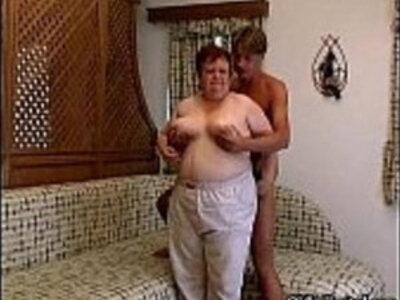 Old fat woman sucking hard in a | -bizarre-blowjob-cumshots-fat-gay-hardcore-