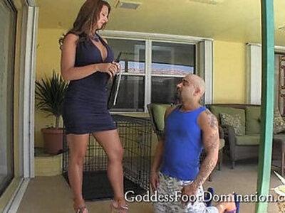 Puppy in Training Femdom FootFetish Foot Worship | -femdom-foot-foot fetish-worship-