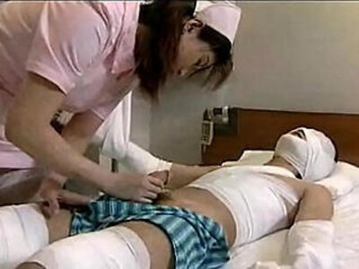 Asian Nurse Sex Therapy | -asian-nurse-
