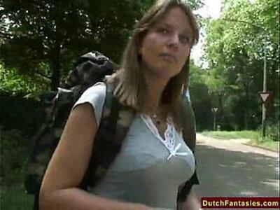 Fucking A Dutch MILF In Holland Park | -interracial-milf-park-pickup-