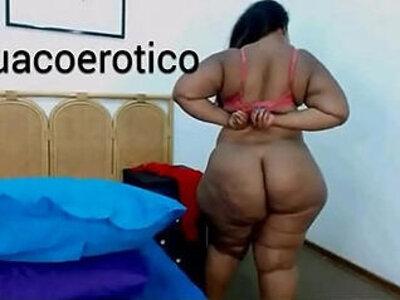 Black woman with delicious cellulite negra con deliciosa celulitis | -black woman-
