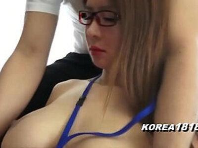 Pretty Korean in Glasses | -glasses-korean-pretty-