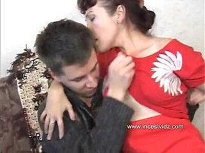 In mothers mouth   -mother-mouth-son-