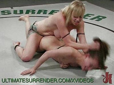 Hot Wrestling Kinky Babes | -kinky-strapon-wrestling-