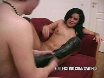 Sexy Girlfriend In Leather Boots Deep Fisted | -european-fisting-girlfriend-leather-sexy-