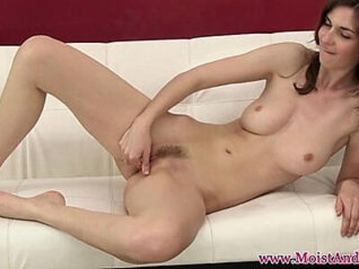 Pussypump loving solo babe uses dildo | -dildo-solo-toys-
