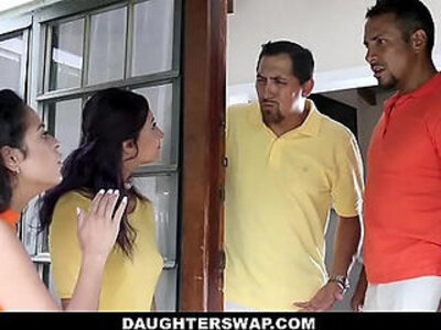 DaughterSwap Creepy Dads Film Daughters Porn Audition | -audition-daddy-daughter-stepdad-wild-
