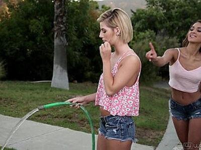 The new lesbian neighbor uma jolie bella rose webyoung | -lesbian-neighbor-wild-young-