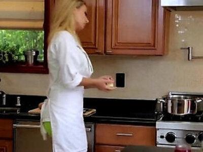 Natalia Starr have sex In The Kitchen | -kitchen-old man-pornstar-