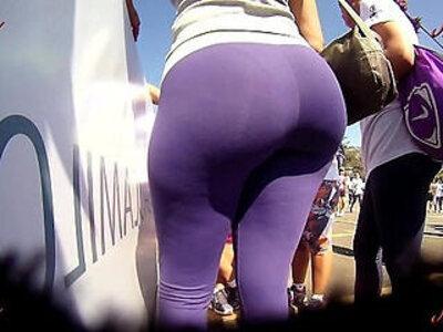 Candid Booty bubble butt Culo Bunda Rabuda Suplex Legg Spandex Lycra voyeur pawg Premium | -ass-booty-bubble butt-pawg-spandex-voyeur-
