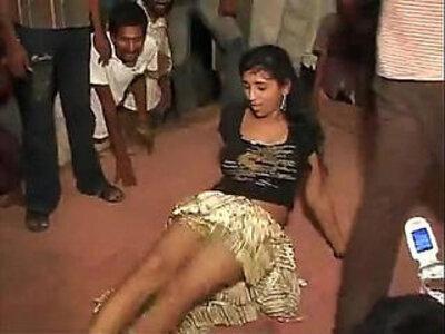 Konaseema Razole Kattimanda Dance SL   -dancing-indian-
