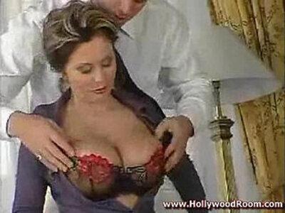 Giant Jugs Secretary | -secretary-sex tape-