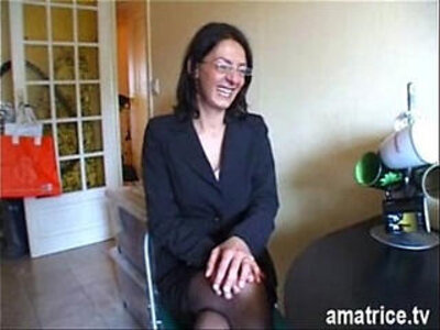 Mature gets fucked in stockings | -french-mature-stockings-