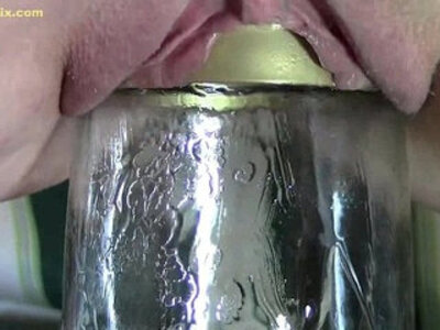 Horny sexy Milf Inserts Water Bottle And Pumpkin In Cunt | -bottle-cunt-horny-insertion-sexy-