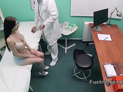 Big cock doctor recording sex with doctor and patient | -big cock-doctor-hidden-old man-
