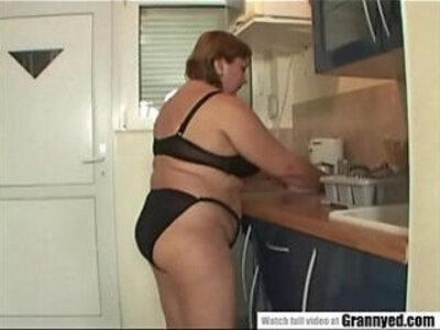 Chubby mamma | -chubby-older woman-