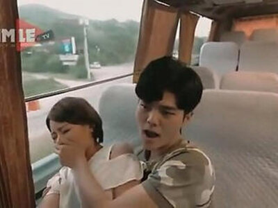 Korean sex in bus | -car-korean-