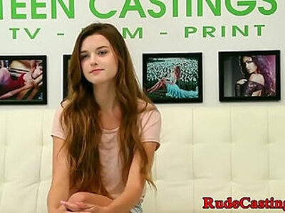 Casting teen jizzed in mouth after fucking | -casting-cum in mouth-jizz-mouth-teen-