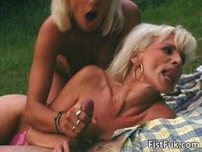 Busty blond whore gets her pierced pussy | -blonde-busty-granny-piercing-pussy-whores-