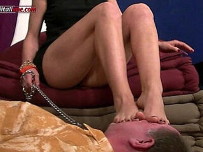 The Professionist First Episode Foot Fetish Trample | -first time-foot fetish-mature-