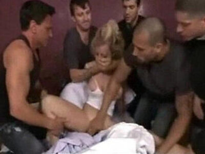 18 year old slapped around and gangbanged | -18 years old-gangbang-perfect-