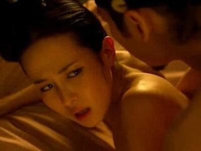 Jo Yeo jeong make love with her king | -korean-love-