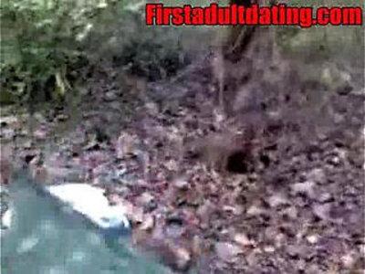 Indian amateur desi sex in public forest | -desi-indian-old man-park-public-