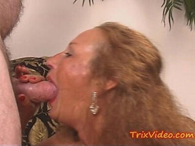 My SLUTTY GRANNY gets a DP | -mother-slutty-